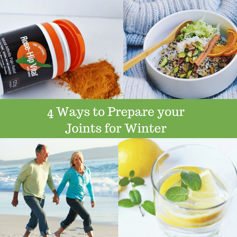 4 Ways to Prepare Your Joints for Winter