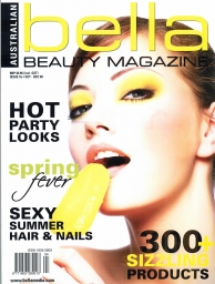 Discover how Rose-Hip Vital benefits your skin- Bella Beauty Magazine (December, 2009)