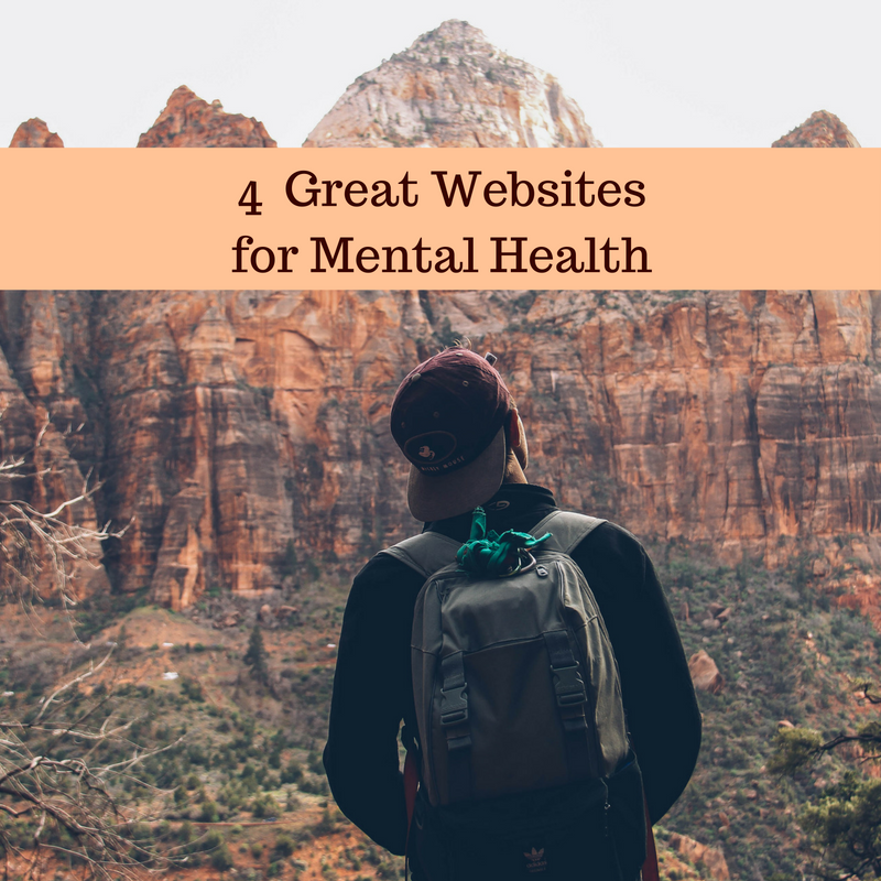 4 Great Websites for your Mental Health