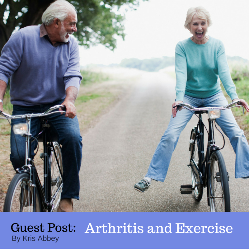 Guest Post: Arthritis and Exercise
