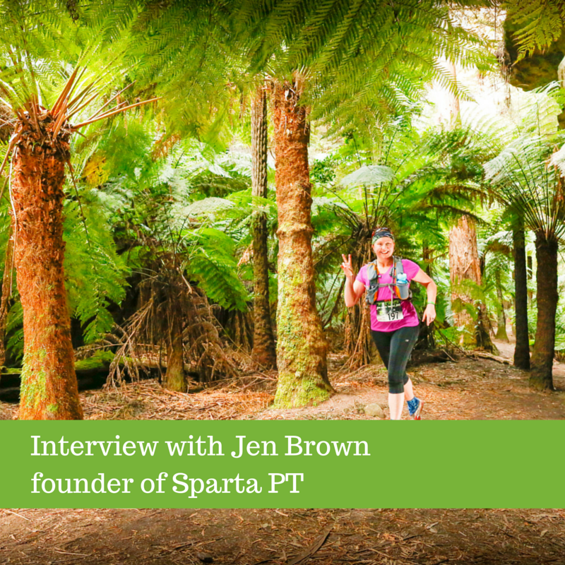 Personal Trainer Jen Brown talks about believing in yourself and kicking some fitness goals!