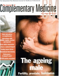 Rose-Hip Vital featured in the Journal of Complementary Medicine (July-August, 2009)