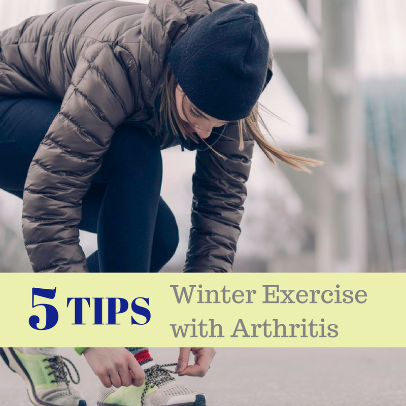 5 Tips for Winter Exercise with Arthritis
