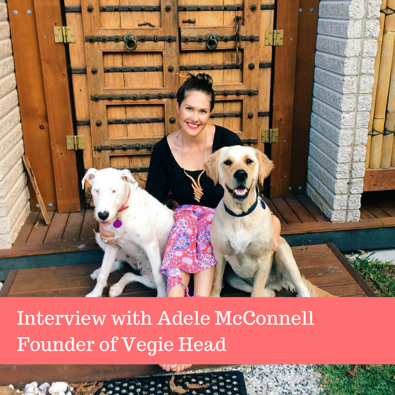 Vegie Head Adele McConnell shares with us how a plant based diet is anything but boring!