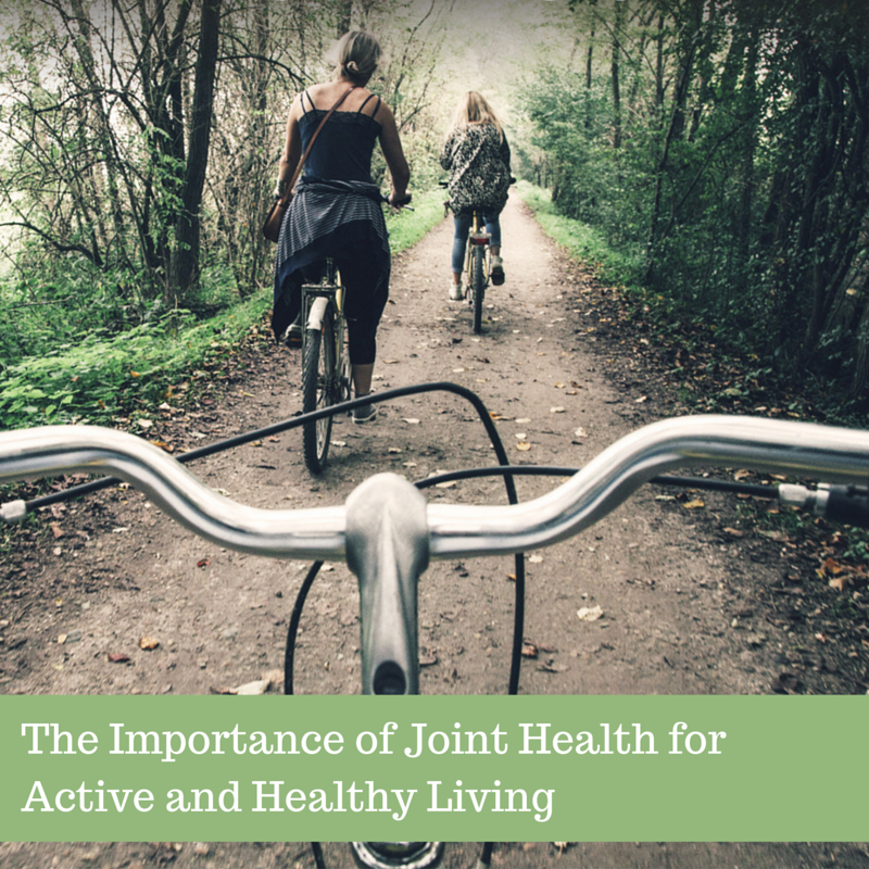 Joint Health For Active Living: Our survey results are in!