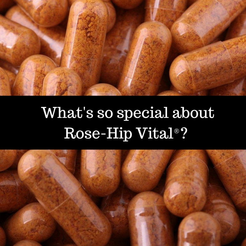 What's so special about Rose-Hip Vital?